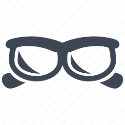 eyeglasses, glass, glasses, spectacles, sunglasses icon