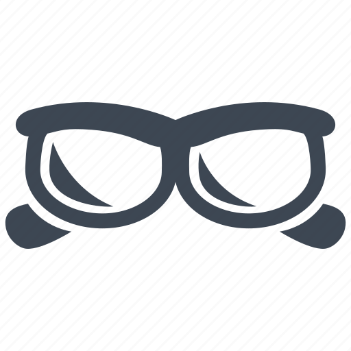 eyeglasses, glasses, sunglasses icon