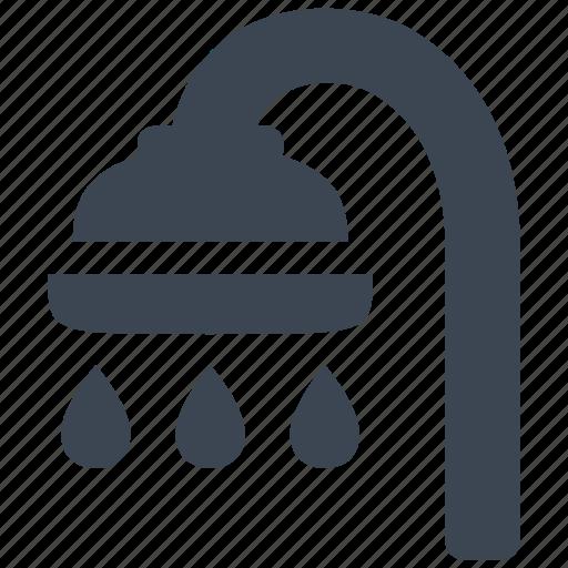 amenities, bath, bathroom, home, real estate, shower, showering icon