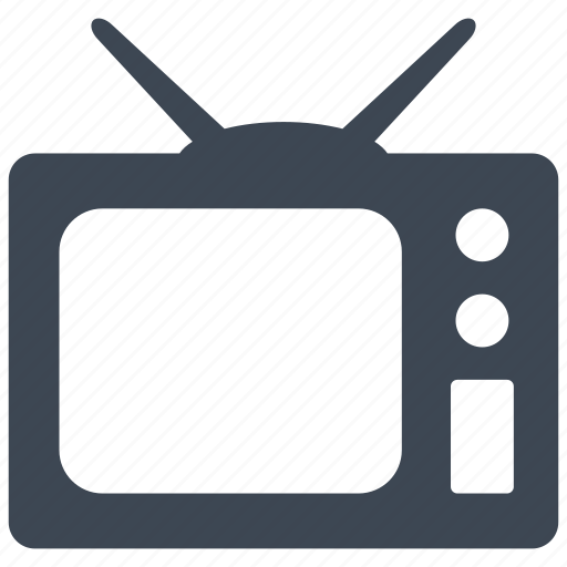 entertainment, monitor, screen, television, tv, video icon