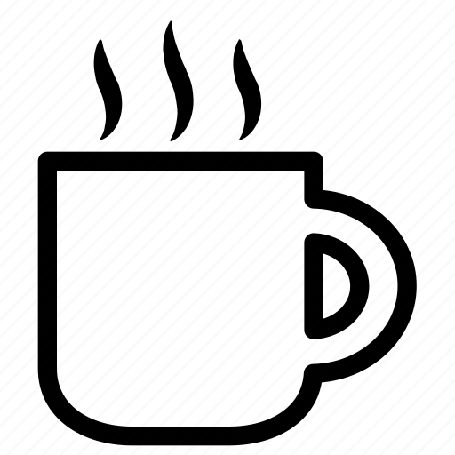 accommodation, coffee, drink, facility, hotel, service, travelling icon