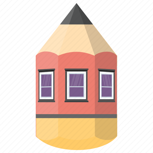 house design, house drafting, house drawing, house picture, house sketch icon