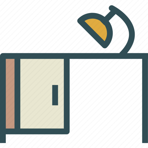 desk, office, workoffice icon