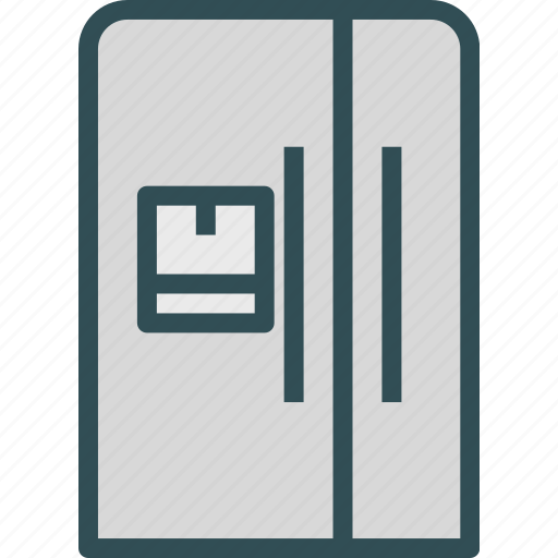 cabinets, cold, food, fridge, furniture, kitchen icon