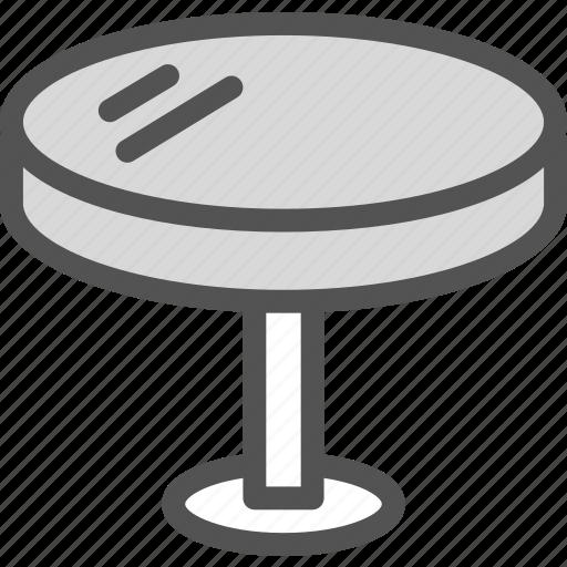 coffeetable, serve icon