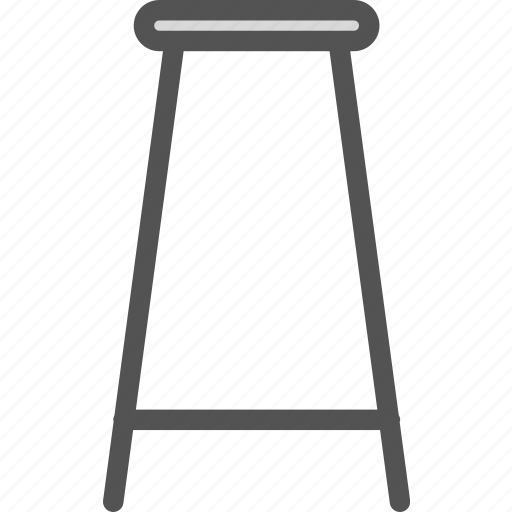 bar, chair, rest, seat icon