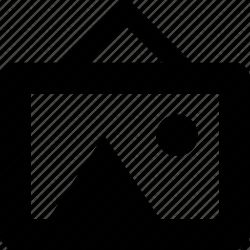 frame, image icon