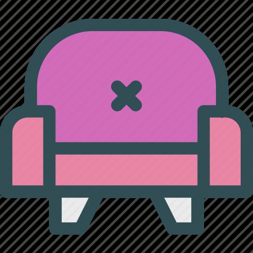 rest, seat, sleep, sofa, throne icon