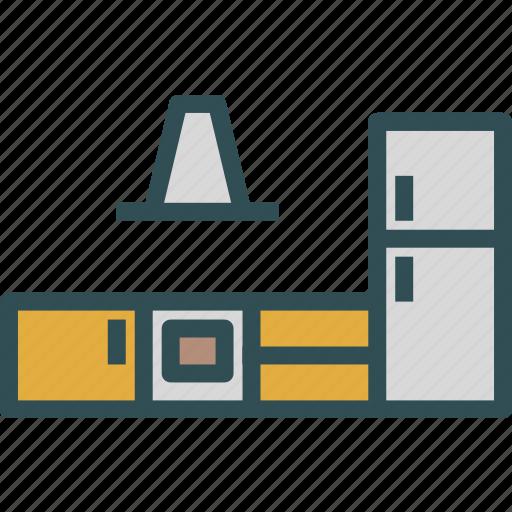 cabinets2, furniture, kitchen icon