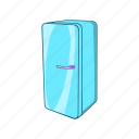 cartoon, classic, fridge, furniture, icebox, refrigerator, sign icon