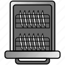 appliance, dishwasher, home, house, household icon