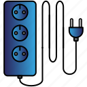 appliance, extension, home, house, household icon