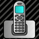 appliance, home, house, household, landline icon