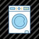 clothing, laundry, machine, wash, washer, washing, washing machine