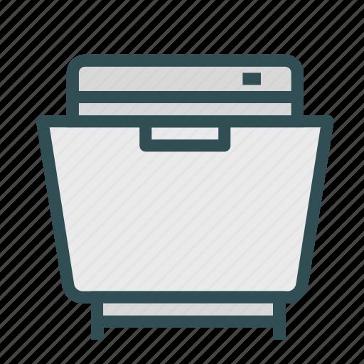 dishwasher, equipment, home, house, kitchen icon