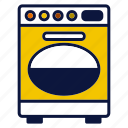 appliance, cleaner, cleaning, dishwasher, household devices, laundry icon