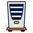 appliance, cooler, evaporative, household devices icon