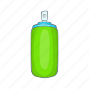 aerosol, air, cartoon, deodorant, freshener, spray, sprayer icon