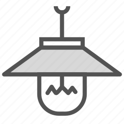 appliance, bulb, home, house, light icon