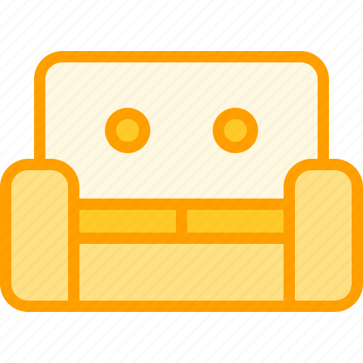 furniture, home, house, household, sofa icon