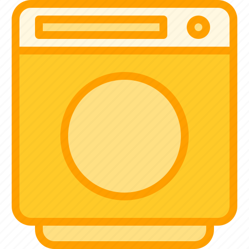 furniture, home, house, household, machine, washing icon