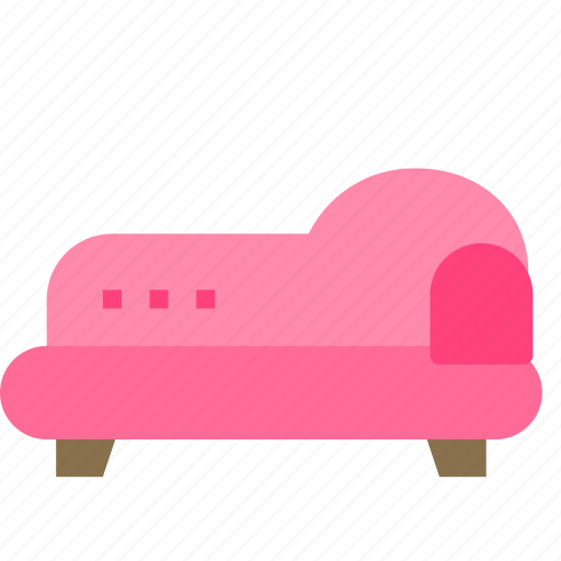 couch, furniture, home, house, modern, sofa icon