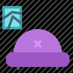 couch, decoration, furniture, modern, picture, small, sofa icon