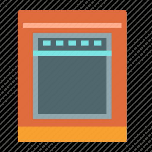 equipment, kitchen, oven, stove icon