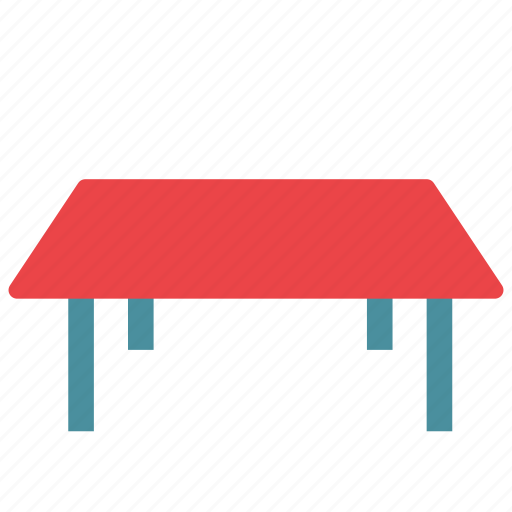 dinner, furniture, home, house, table icon