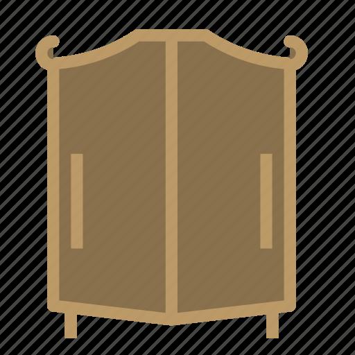 cabinet, closet, clothes, furniture, wardrobe icon