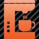 coffe, beverage, coffee, espresso, cafe, maker icon