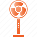 cooler, cooling, device, electric, electronic, fan, ventilation icon