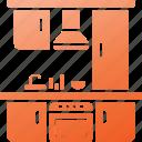 appliance, cook, cooking, food, kitchen, kithcen set, set icon