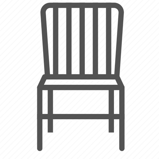 chair, furniture, home, house icon
