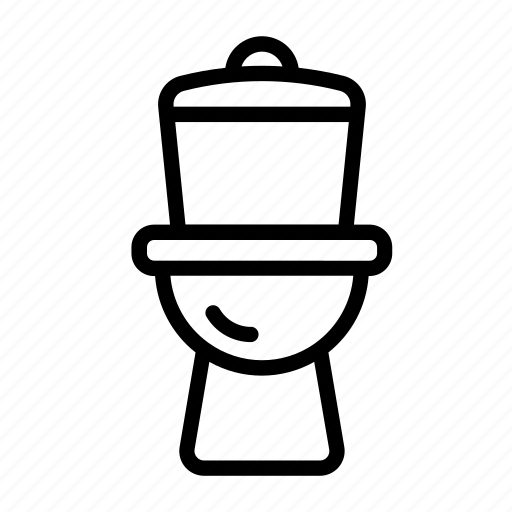 household, toilet, water closet, wc icon