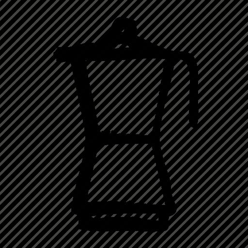 coffee, furniture, home, housekeeping, interior, living, machine icon