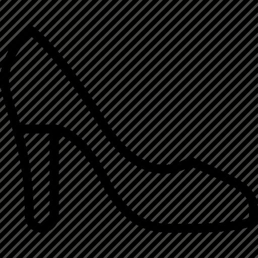 fashion, female, heels, highheels, shoes, women icon