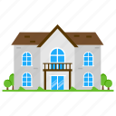 conch architecture, conch house, coral conch, historical house, house exterior icon