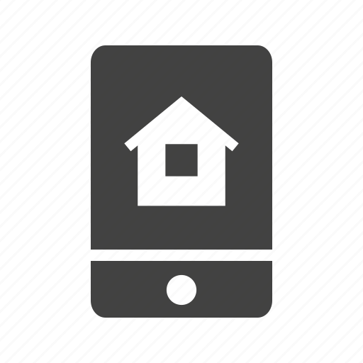 ap, automation, house, internet, people, phone, tablet icon