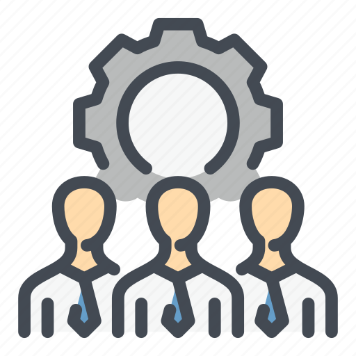 business, group, management, office, people, team, teamwork icon