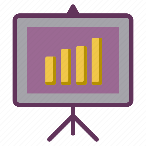analysis, business, growth, performance, productivity icon