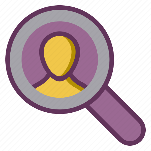 candidate, employee, find, interview, job, search icon