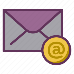 account, communication, email, envelope, send icon