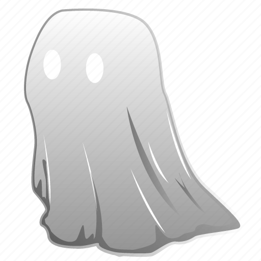 ghost, halloween, haunted, horror, invisible, skull, spirit, well icon
