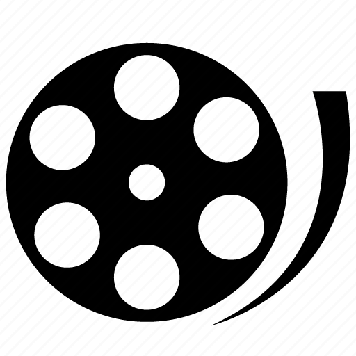 cinema, film, media, movie, multimedia, record, records, simple, tape icon
