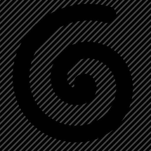 moskito, rotate, spiral icon
