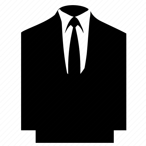 clothe, clothes, coat, ecommerce, invisible man, male, man, people, profile, suit, wear, webshop, wooing icon