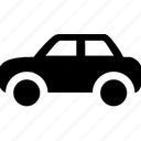 auto, automobile, car, private, taxi, traffic, transport, transportation, travel, vehicle icon