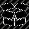 7zip, arc, archive, arj, box, drop, dropbox, file, gz, open, open box, pack, product, products, rar, tar, zip icon
