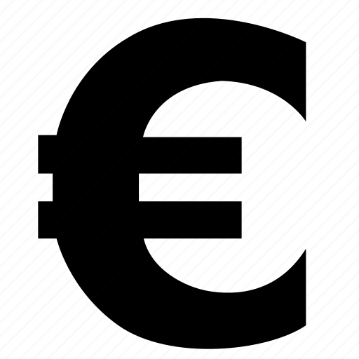 cash, coin, currency, euro, european, german, money, price, sign icon
